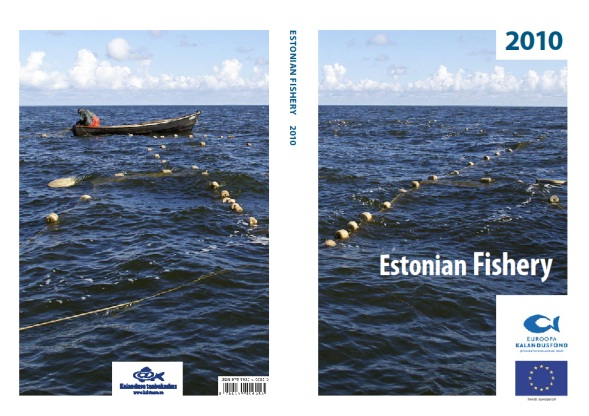 Estonian Fishery 2010 cover